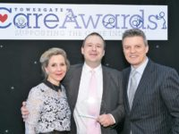 Glyn Menai carer recognised as UK's Unsung Hero 2016