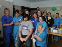 Macmillan fundraiser is hair-raising!
