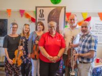 BBC National Orchestra of Wales celebrates with Fairways Nursing Home