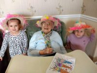 Easter Bonnets for the Young and Old!