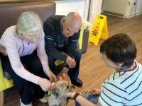 Pets as Therapy in Ty Cariad